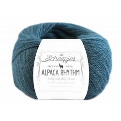 Scheepjes Alpaca Rhythm 656 Polka Blue