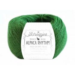 Scheepjes Alpaca Rhythm 658 Boogie green