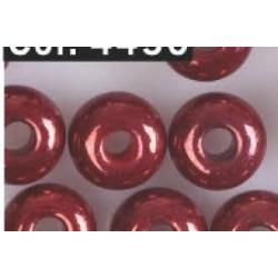 Gutermann Rocaille Perlen 6/0 4450 rusty red  - 200 st