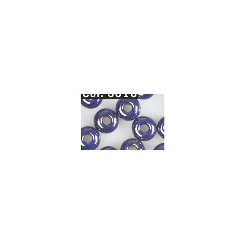 Gutermann Perles Rocailles 6/0 6010 dark blue - 200 pc