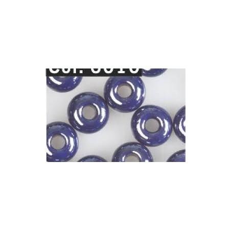 Gutermann Perles Rocailles 6/0 6010 dark blue - 200 pc