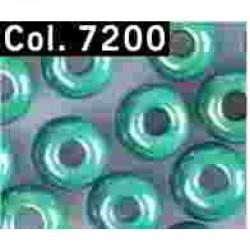 Gutermann Rocaille Parels 6/0 7200 turquoise - 200 st