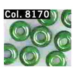 Gutermann Rocaille Parels 6/0 8170 green - 200 pc