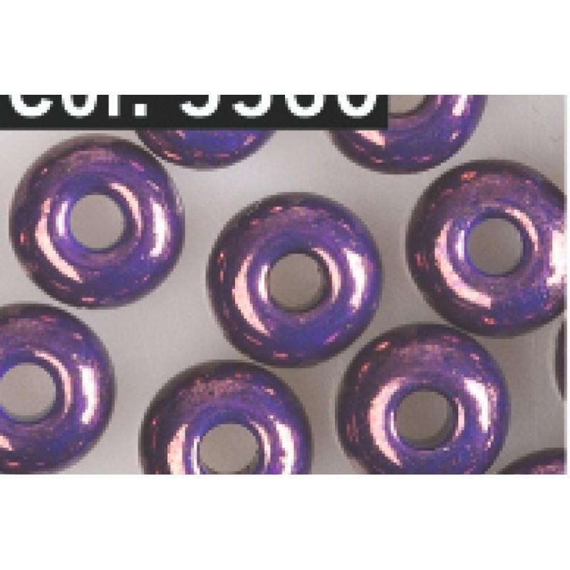 Gutermann Rocaille Parels 6/0 5560 purple - 200 st