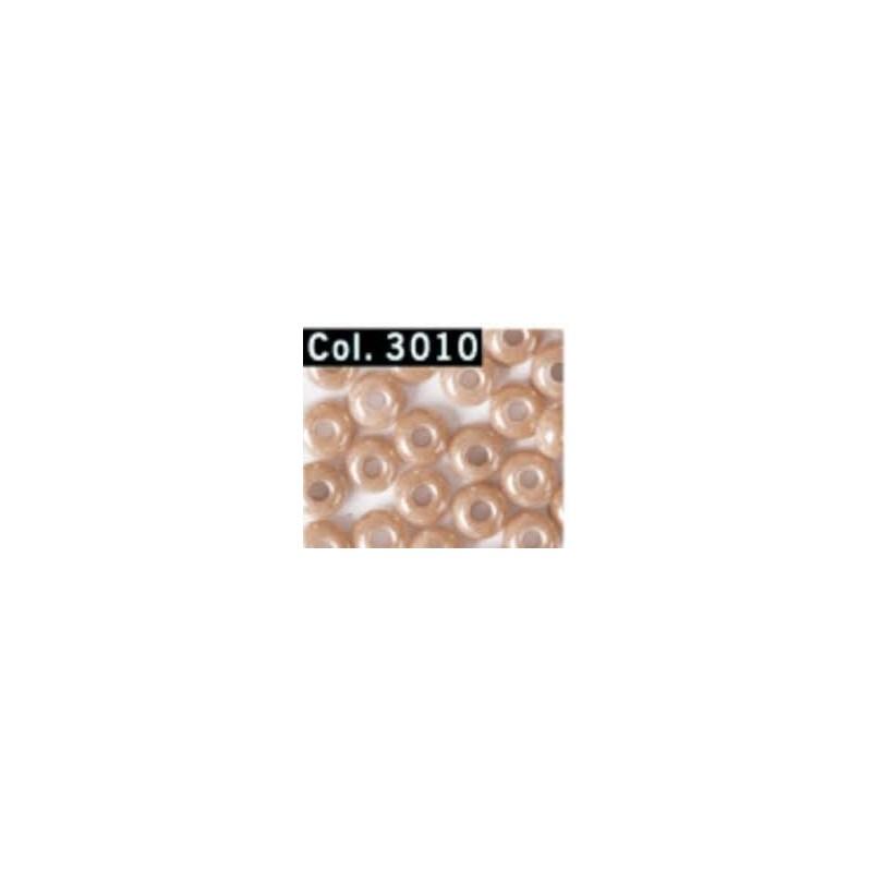 Gutermann Rocaille Parels 6/0 3010 beige- 200 st