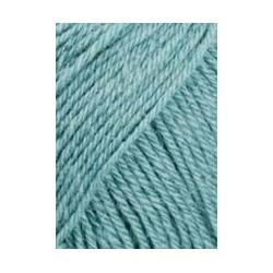 Lang Yarns Baby Wool 990.0074 zeegroen