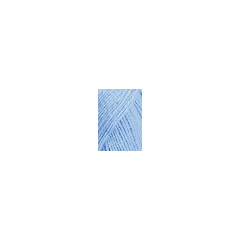 Lang Yarns Baby Wool 990.0020 baby blauw