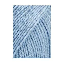 Lang Yarns Baby Wool 990.0033 licht blauw