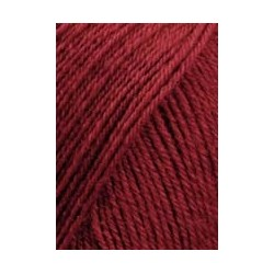 Baby Wool 990.0061 donker rood