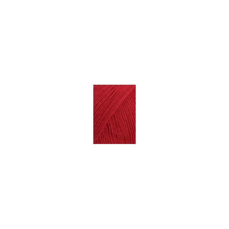 Lang Yarns Baby Wool 990.0060 rood