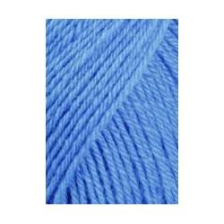 Lang Yarns Baby Wool 990.0006 felblauw