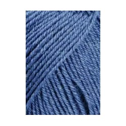 Lang Yarns Baby Wool 990.0034 jeans blauw