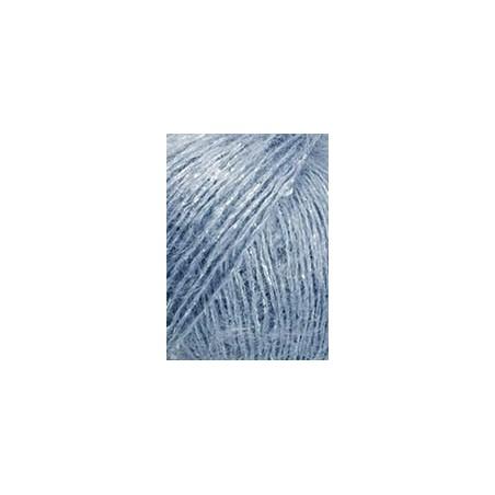 Mohair Fancy 989.0033 lichtblauw