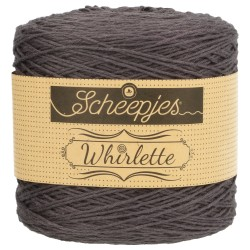 Scheepjes Whirlette 865 Chewy grau