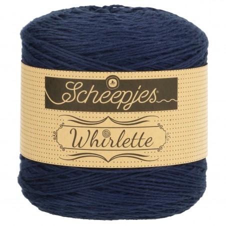 Scheepjes Whirlette 868 Bilberry bleu