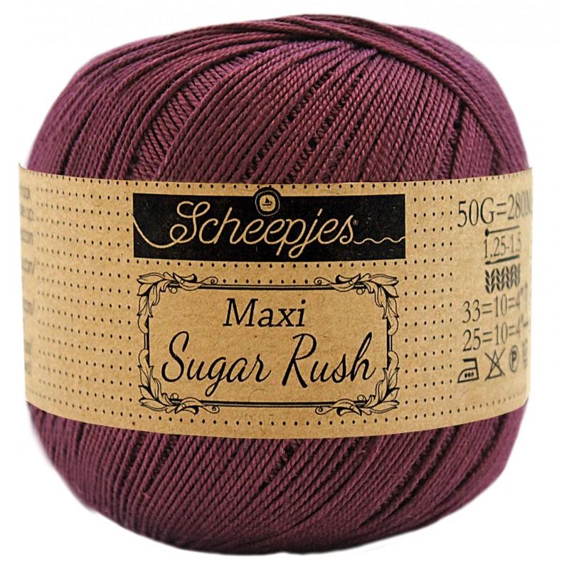 Scheepjes Maxi Sugar Rush 394 Shadow Purple