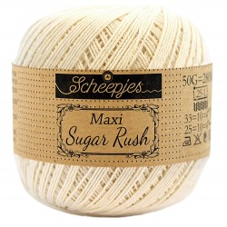 Scheepjes Maxi Sugar Rush 130 Old Lace