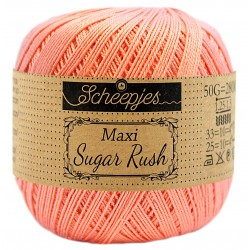 Scheepjes Maxi Sugar Rush 264 Light Coral