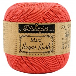 Scheepjes Maxi Sugar Rush 252 Watermelon
