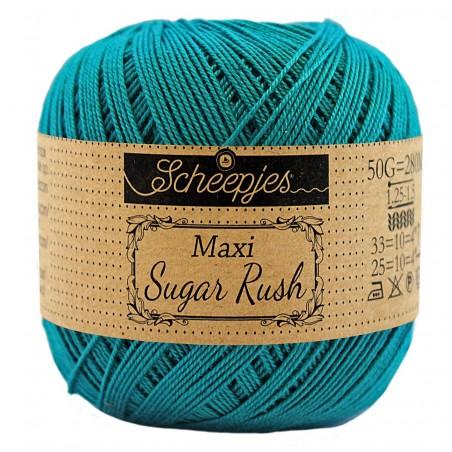 Scheepjes Maxi Sugar Rush 401 Dark Teal
