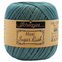 Scheepjes Maxi Sugar Rush 391 Deep Ocean Green