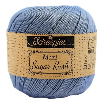 Scheepjes Maxi Sugar Rush 247 Bluebird