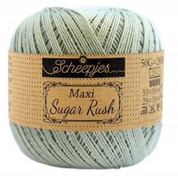 Scheepjes Maxi Sugar Rush 402 Silver Green