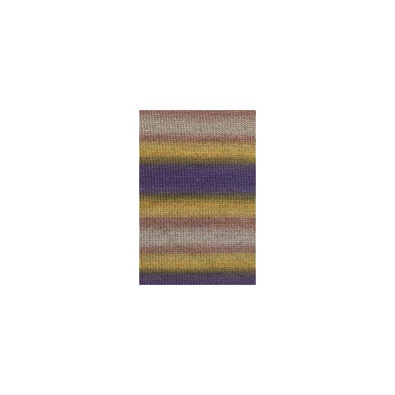 Lang Yarns Victoria 1009.0056 paars beige oker