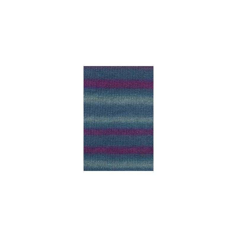 Lang Yarns Victoria 1009.0055 blauw purper