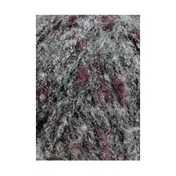 Lang Yarns Freya 997.0164 licht grijs rood
