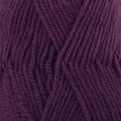 Drops Karisma uni 76 - violet foncé
