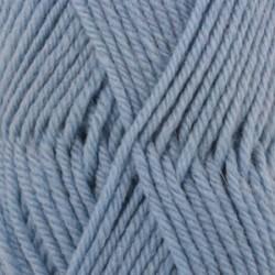 Drops Karisma uni 30 - bleu jean clair