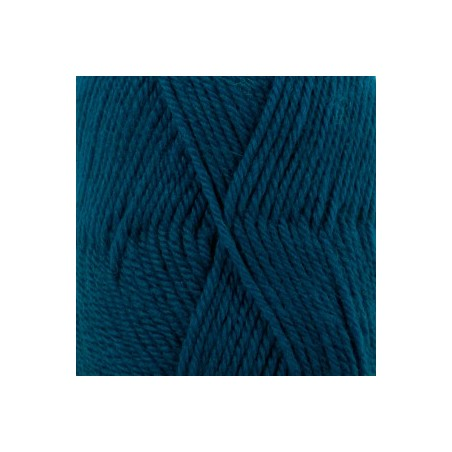 Drops Karisma uni 37 - donkerblauw/groen