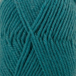 Drops Karisma uni 60 - bleu turquoise