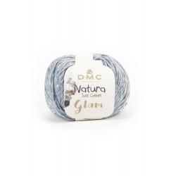 Cotton Natura Glam 56 hellblau