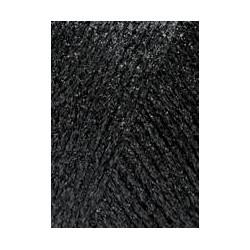 Lang Yarns Lame 36.0204 noir