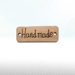 """Hout """"Handmade"""" - 40mm x..."""