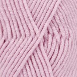 Big Merino uni 16 - light pink