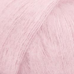 Kid Silk uni 03 - rose pâle