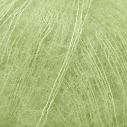 Kid Silk uni 18 - apple green