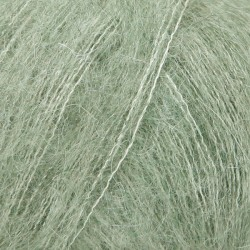 Kid Silk uni 34 - salbeigrün