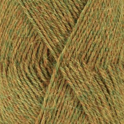 Drops Alpaca Mix 7233 - olive