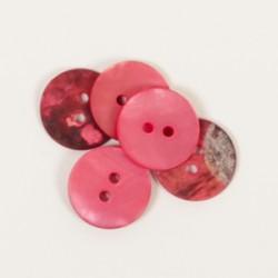 Drops Rund (rot) (15mm) n605
