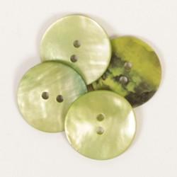 Drops Rond (groen) (20mm) n611