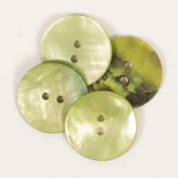 Drops Round (green) (20mm)...