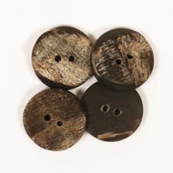 Buffelhoorn (hoekig) (20mm)...