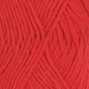 Drops Drops Cotton LIght Uni 32 - red