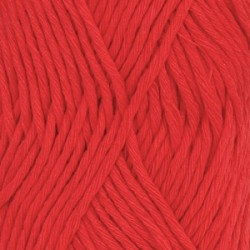 Drops Drops Cotton LIght Uni 32 - red