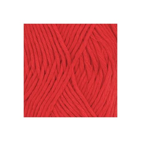 Drops Cotton LIght Uni 32 - red