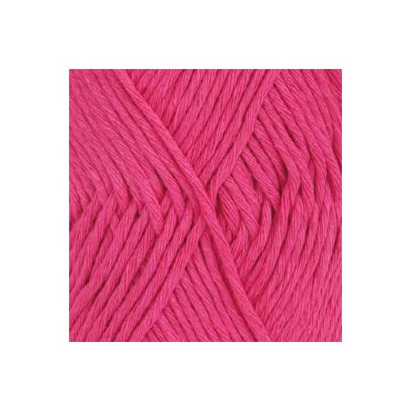 Drops Cotton LIght Uni 18 - pink
